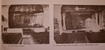 Shown are photos from the other theatres in Kent when The Kent Stage was being built.