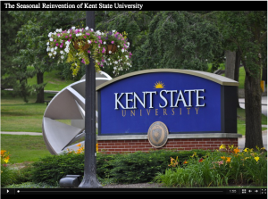 Watch--see and hear a multimedia story of Kent's summer reinvention