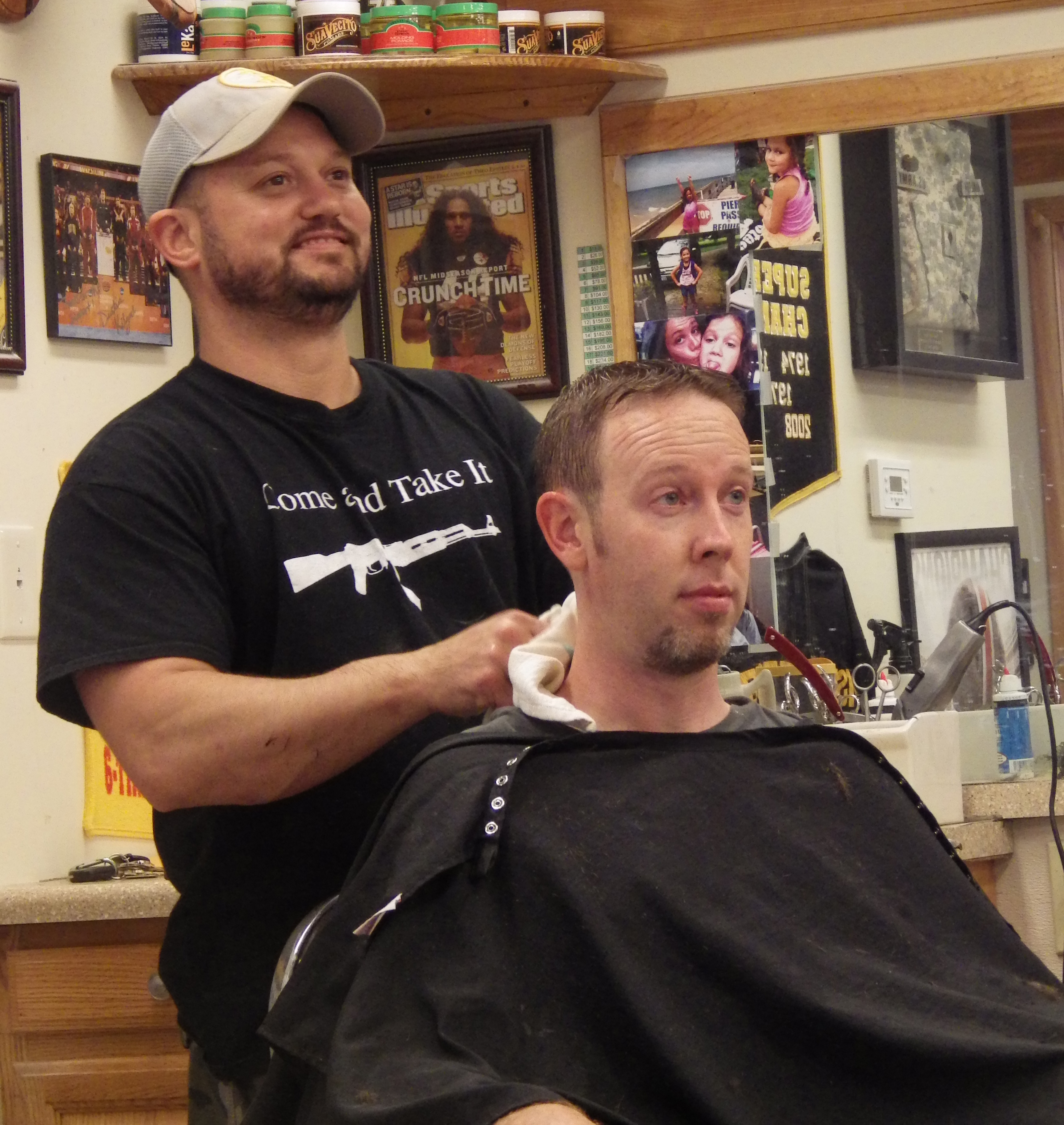 kusse barbering patter store
